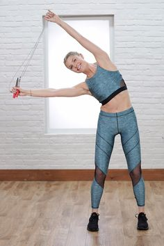 20-Minute Calorie-Torching and Toning Jump Rope Workout
