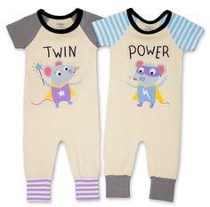 Twins Boys Zutano Size 24m Blue Dog T Shirt