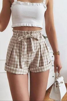 Trendy Summer Outfits, Cute Comfy Outfits, Girly Outfits, Classy Outfits, Pretty Outfits, Stylish Outfits, White Outfits, Teen Fashion Outfits, Mode Outfits