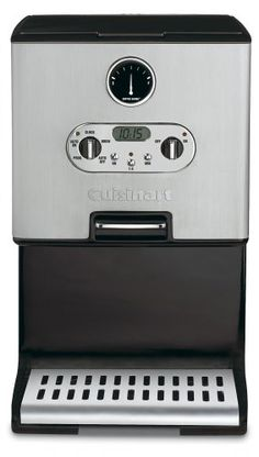Cuisinart DCC2000 CoffeeonDemand 12Cup Programmable Coffeemaker Brushed Metal * You can get more details by clicking on the image.Note:It is affiliate link to Amazon.