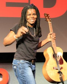 my favorite.. this woman is a saint... TRACY CHAPMAN :D