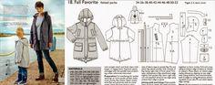 выкройка мужской куртки: 20 тыс изображений найдено в Яндекс.Картинках