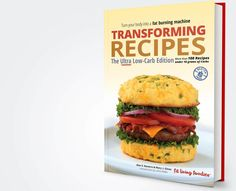Transforming Recipes: Low Carb Edition Review