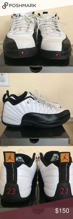 e3cdd7590555 Air Jordan 12 Retro Low Used. Original box. Jordan Shoes Sneakers Air  Jordan 12