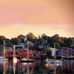 Lunenburg, a beautiful UNESCO heritage fishing village, in Nova Scotia, Canada. Nova Scotia Tourism, Nova Scotia Travel, Ottawa, East Coast Travel, East Coast Road Trip, Vancouver, Alberta Canada, Quebec, Lunenburg Nova Scotia