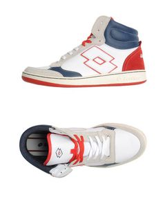 Lotto shoes classics from the 80's. Now, if they only had the interchangable emblem