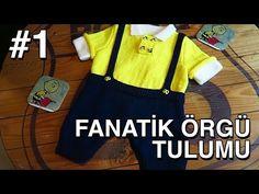 Fanatik Örgü Tulumu - 39. Model (1/5) ● Örgü Modelleri - YouTube