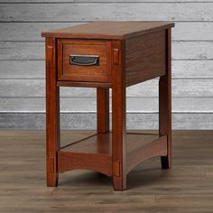Barrett 1 Drawer End Table