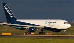 Maersk Star Air Freighter