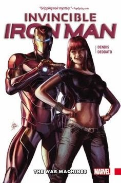 Invincible Iron Man: The War Machines Volume 2