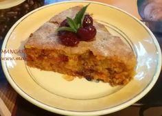 Chec de morcovi cu nuci si visine French Toast, Breakfast, Food, Morning Coffee, Essen, Meals, Yemek, Eten