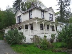 The Goonies house. The day I went here completely made my life.