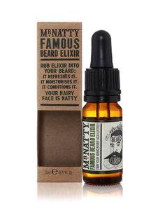 Mr Natty Frank's Beard Elixir | 10ml