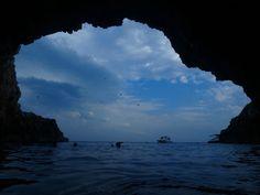 Green Cave Vis Island Croatia