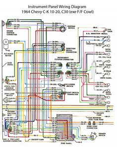 ELECTRIC: L-6 Engine Wiring Diagram | '60s Chevy C10 ...