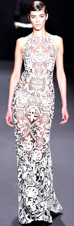 Naeem Khan 2013 ♥✤ | Keep the Glamour | BeStayBeautiful