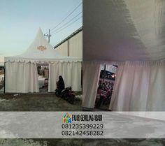 Tenda Kerucut Sarnafil 5×5 Untuk Event