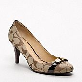 Wanda Signature Heel - my new coach purchase #1...can't wait for it to come!
