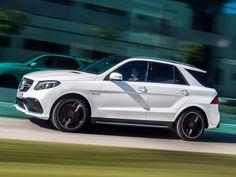 Mercedes GLE - Premiere des ML-Nachfolgers