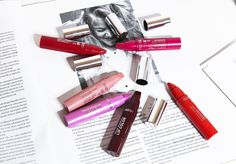 Lumene True Passion Lip Colors by beauty blogger Oh so many reasons. How cute! #lipstick #lumene