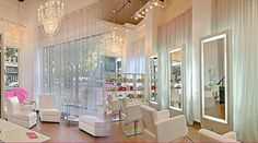 Best Blowout Bars in the Country : Lucky Magazine. Wow I would love to go to Drybar for a blowout! This place is beautiful!