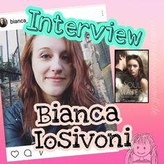 Intervies mit Bianca Iosivoni, Autorin! Kommt vorbei auf www.melusineswelt.de !! Buch-Fantasy-SoulMates-Ravensburger-Interview-Book