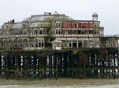 The Argus: This picture was taken by Brighton resident Delia Ives in February 2003.