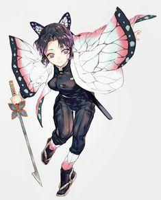 Check out our Demon Slayer merch here at Rykamall now! Manga Anime, Fanarts Anime, Anime Demon, Manga Art, Anime Characters, Demon Slayer, Slayer Anime, Kawaii Anime Girl, Anime Art Girl