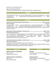 Circle Timeline  College Life    Free Resume