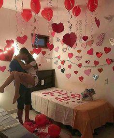 Wedding Anniversary wishes to wife Anniversary Wishes For Wife, Boyfriend Anniversary Gifts, Boyfriend Gifts, Surprise Boyfriend, Anniversary Surprise, Romantic Anniversary, Romantic Surprise, Romantic Night, Romantic Gifts