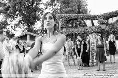 lancio del bouquet  www.alessandracisternino.com