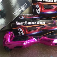 Hoverboard pink metallic Hoverboard pink metallic Other