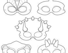 Dinosaur Mask Craft For Preschoolers — Craft for Kids Ideas