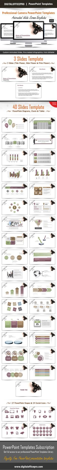 Printed Circuit Board PowerPoint Template Backgrounds PowerPoint