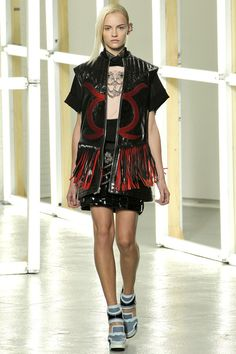 Rodarte | Spring 2013 Ready-to-Wear Collection | Style.com