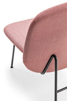 'Backrests, seats and armrests are combined with elegance'