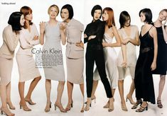 Less is more ! In the late 1990's fashion began to move towards silhouettes with influence in minimalism. Designers such as Calvin Klein and Prada created clothes with no embellishment in a dramati...