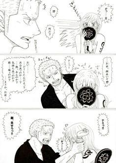Zoro Nami, Roronoa Zoro, Nami One Piece, One Piece Anime, Anime Chibi, First Love, Geek Stuff, Fan Art, Cartoon