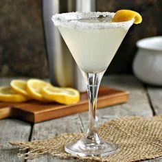 A Cocktail Life: Vodka Sidecar (Balalaika)