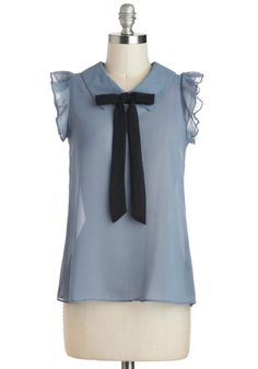 French Countryside Top, #ModCloth