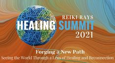 * 39 Reiki Visionaries * 35 Reiki-Inspired Video Interviews * 6-day Free event - Sign Up NOW!