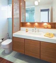 ripado branco banheiro - Pesquisa Google