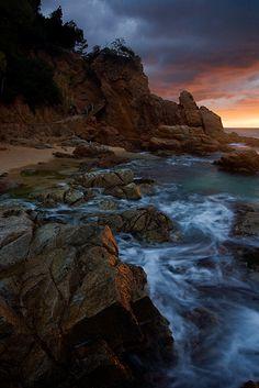 *sunset by Oscar Vall Gallen