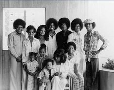 The Jacksons Family