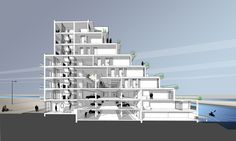 Gallery - Apartment Building Emmy Andriesse / Attika Architekten - 15
