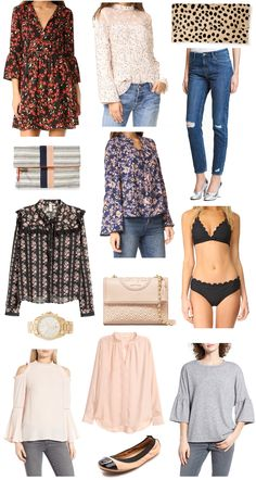 what to buy for spring, cute tops for spring, wish list, favorite clutches, cute crossbody