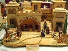 Haga clic para cerrar la ventana Christmas Manger, Christmas Nativity Scene, Christmas Villages, Rustic Christmas, Christmas Origami, Christmas Crafts, Nativity Crafts, Nativity Sets, Medieval Houses