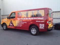 Consider investing in vehicle graphics to grow your business!