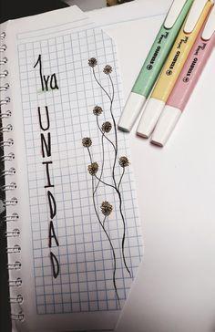 Bullet Journal School, Notebook Covers, School Notes, Asia, Kawaii, Lettering, Cool Stuff, Crafts, Bullet Journal