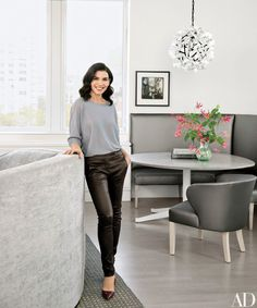 Julianna Margulies's Light-Filled New York City Apartment Photos | Architectural Digest